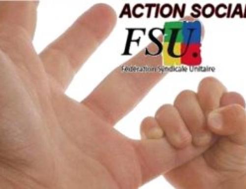 Comité départemental d'action sociale du 5 juin 2018