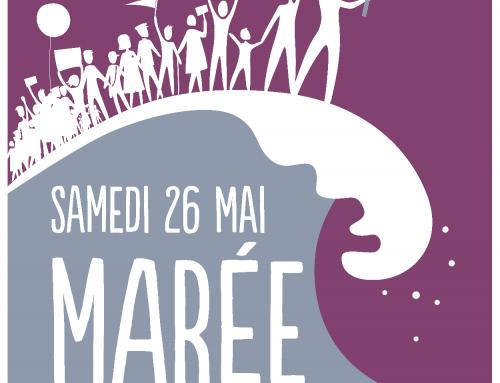 marée populaire le 26 mai!